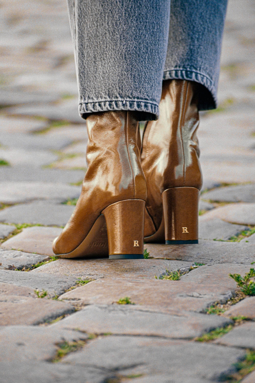 CELESTE ankle boots