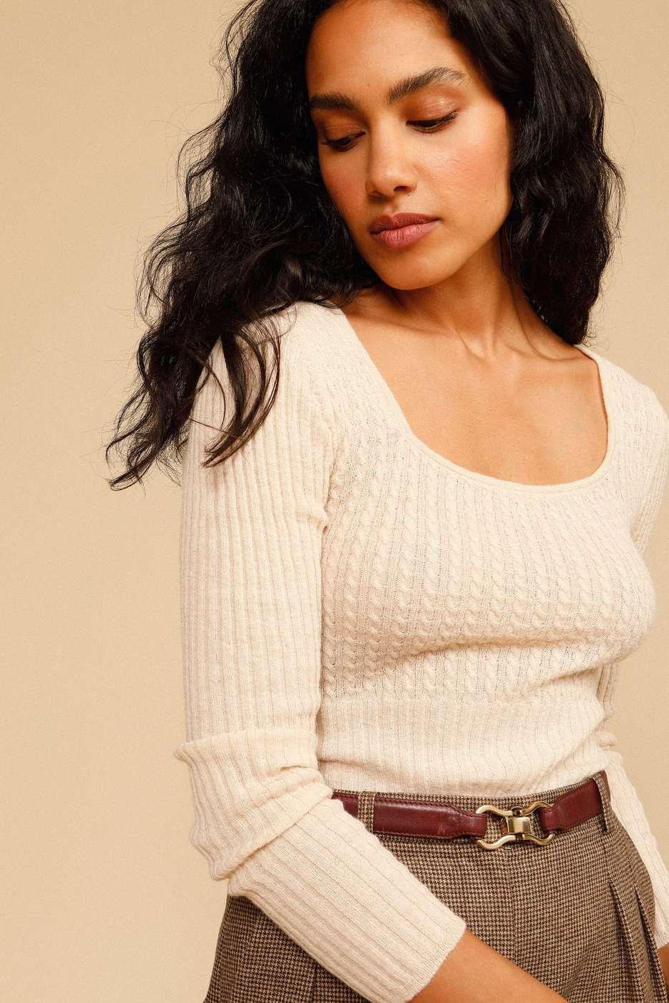 ANGELIQUE sweater