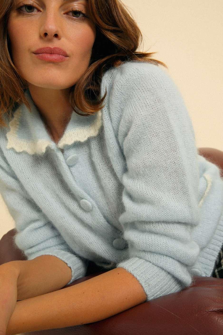 CLOTHILDE cardigan