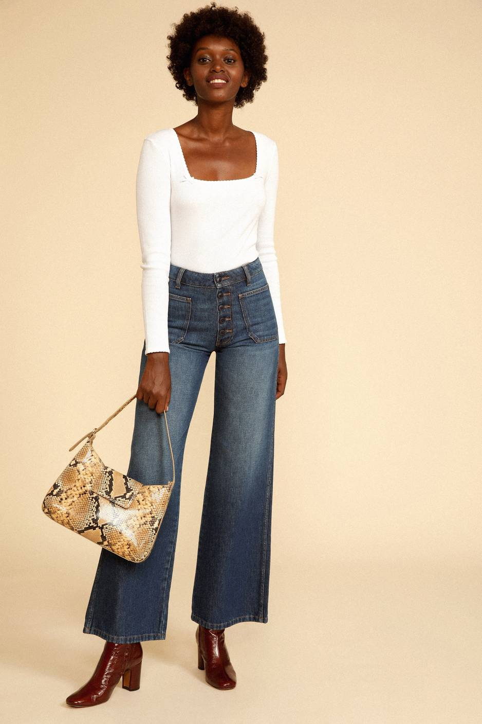 SAINTOUEN jeans